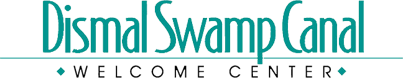 Dismal Swamp Canal Welcome Center Logo